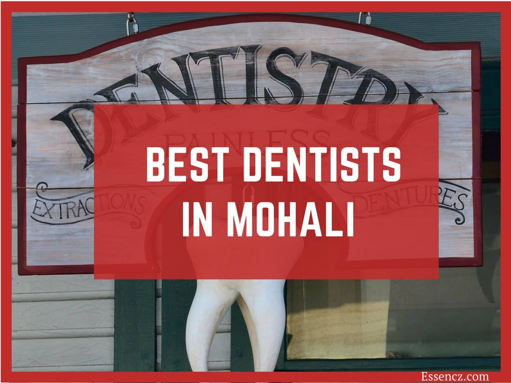 Top 7 Best Dentists in Mohali - Essencz